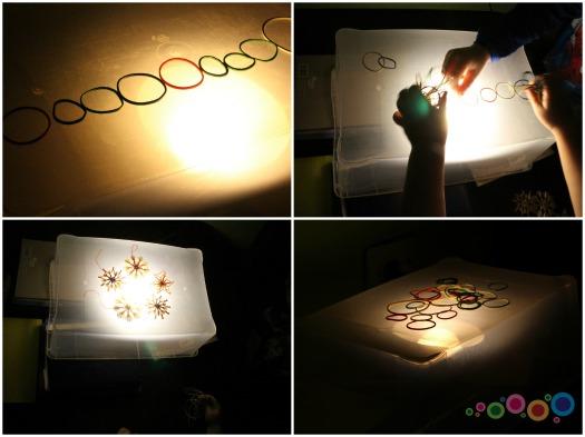 šviesos dėžė