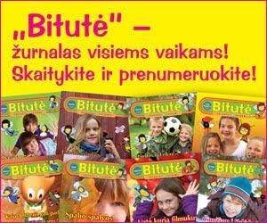 Bitutė – žurnalas vaikams