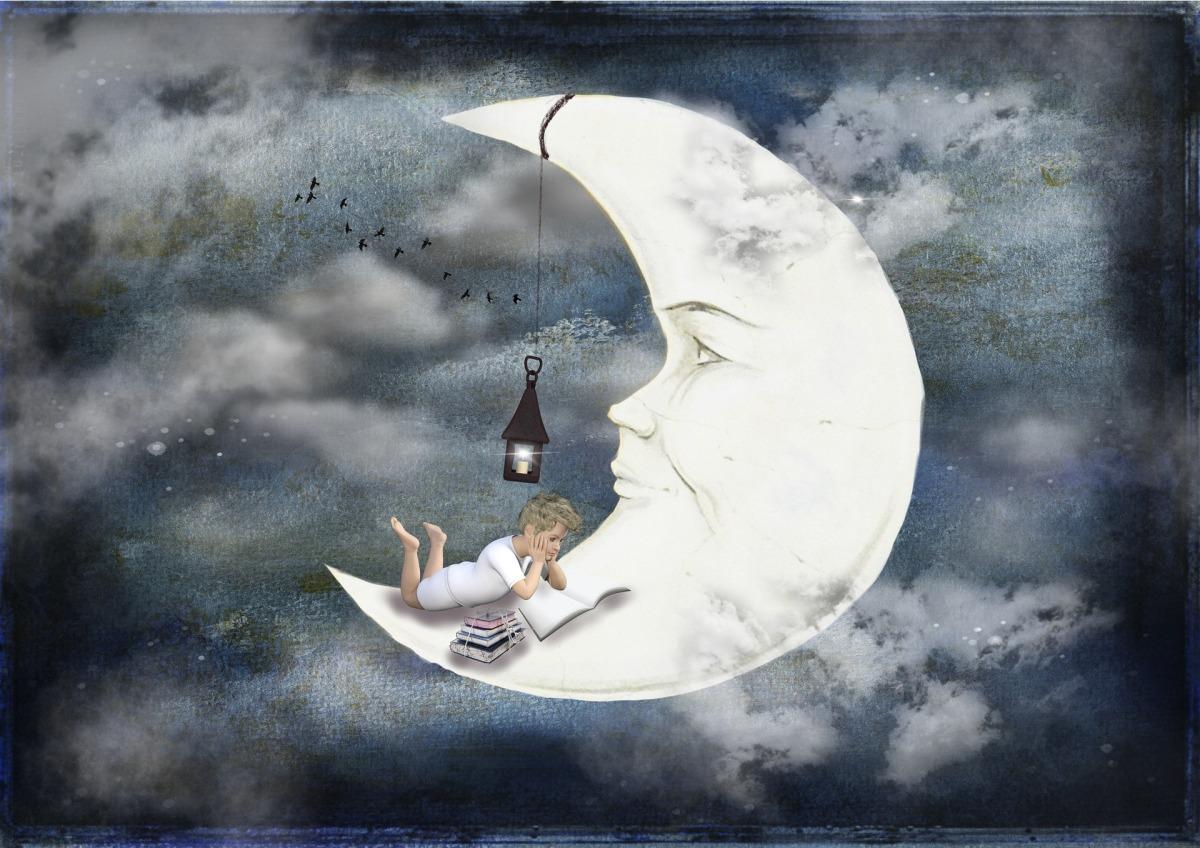 Ką skaityti: šešetas iš Apkabink mėnulį